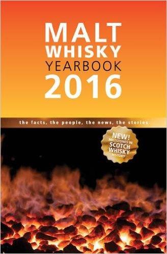 book malt whisky yearbook 2016
