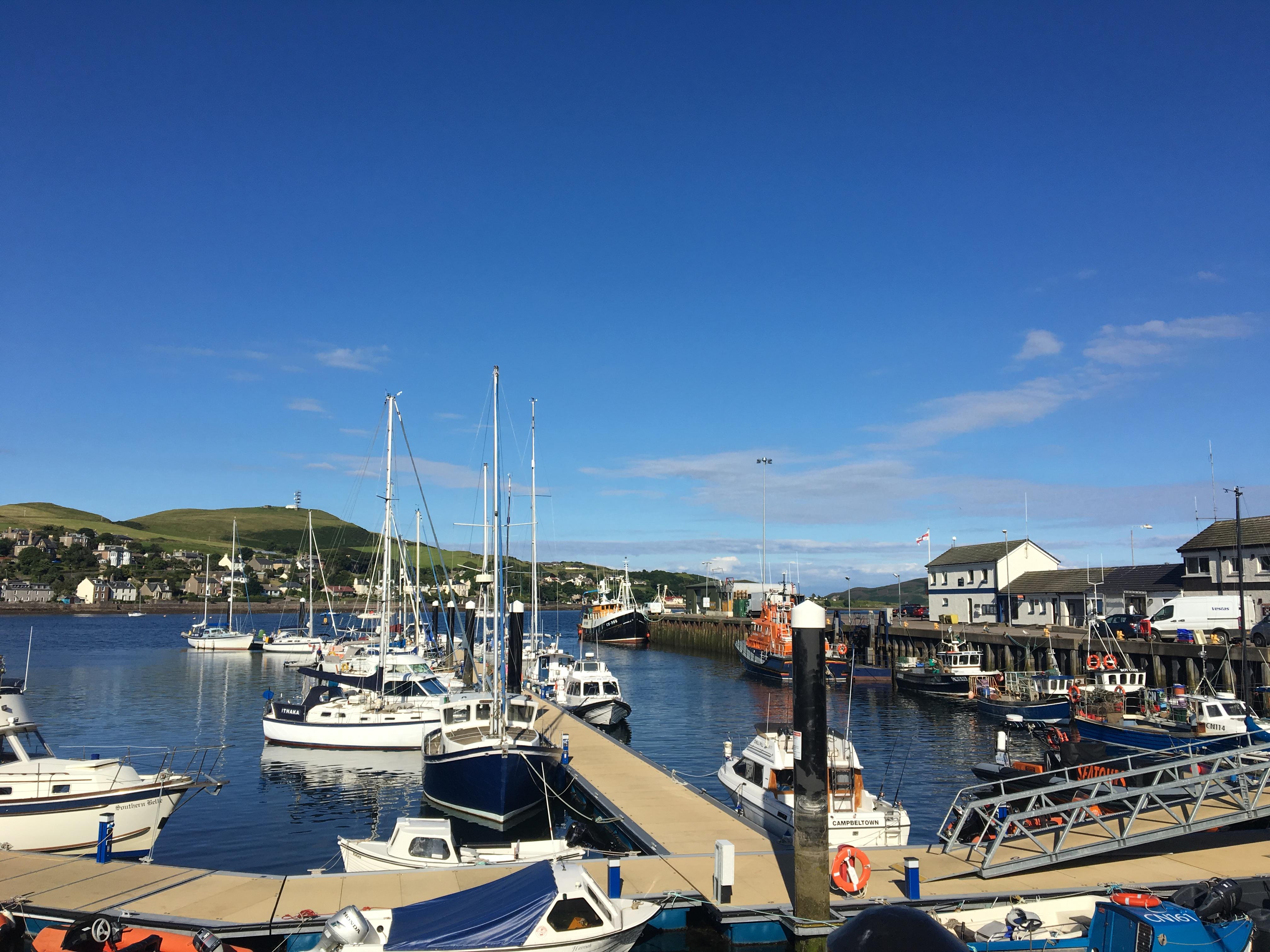 campbeltown harbour2