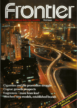 frontier 1st issue May 1984